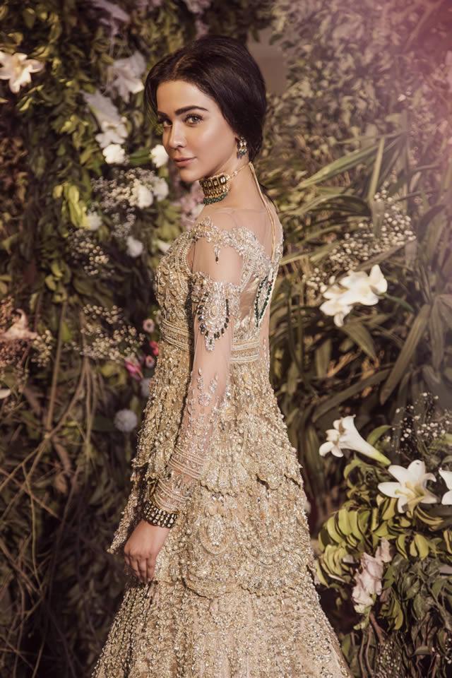 Saira Rizwan Exclusive Wedding Collection, Saira Rizwan Dresses